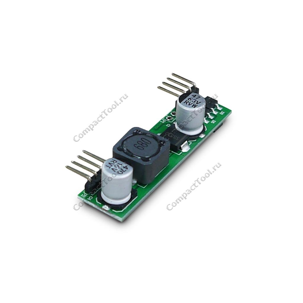 DC-DC преобразователь 42-48/5В 2A (Ethernet, SD4954)