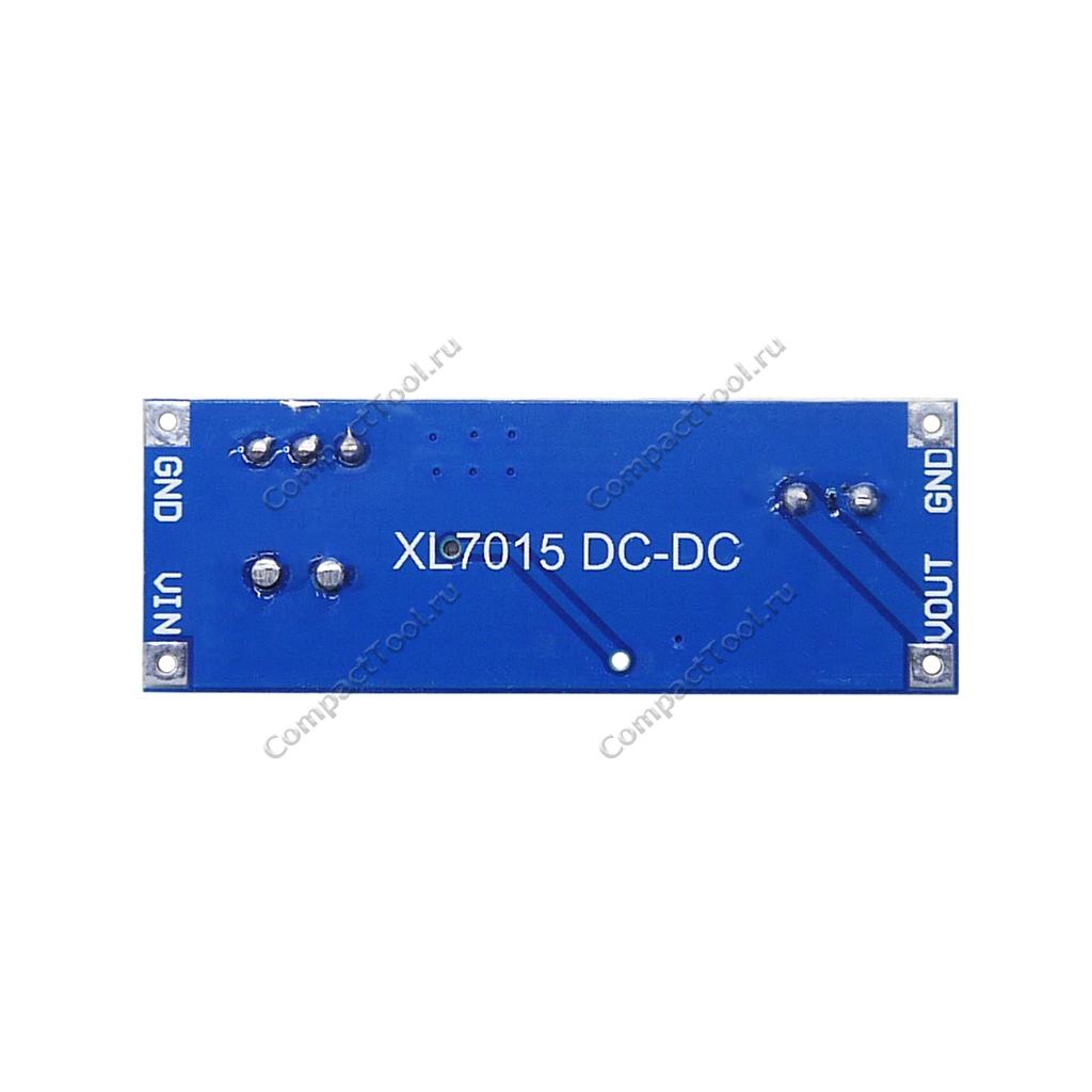DC-DC преобразователь XL7015 понижающий