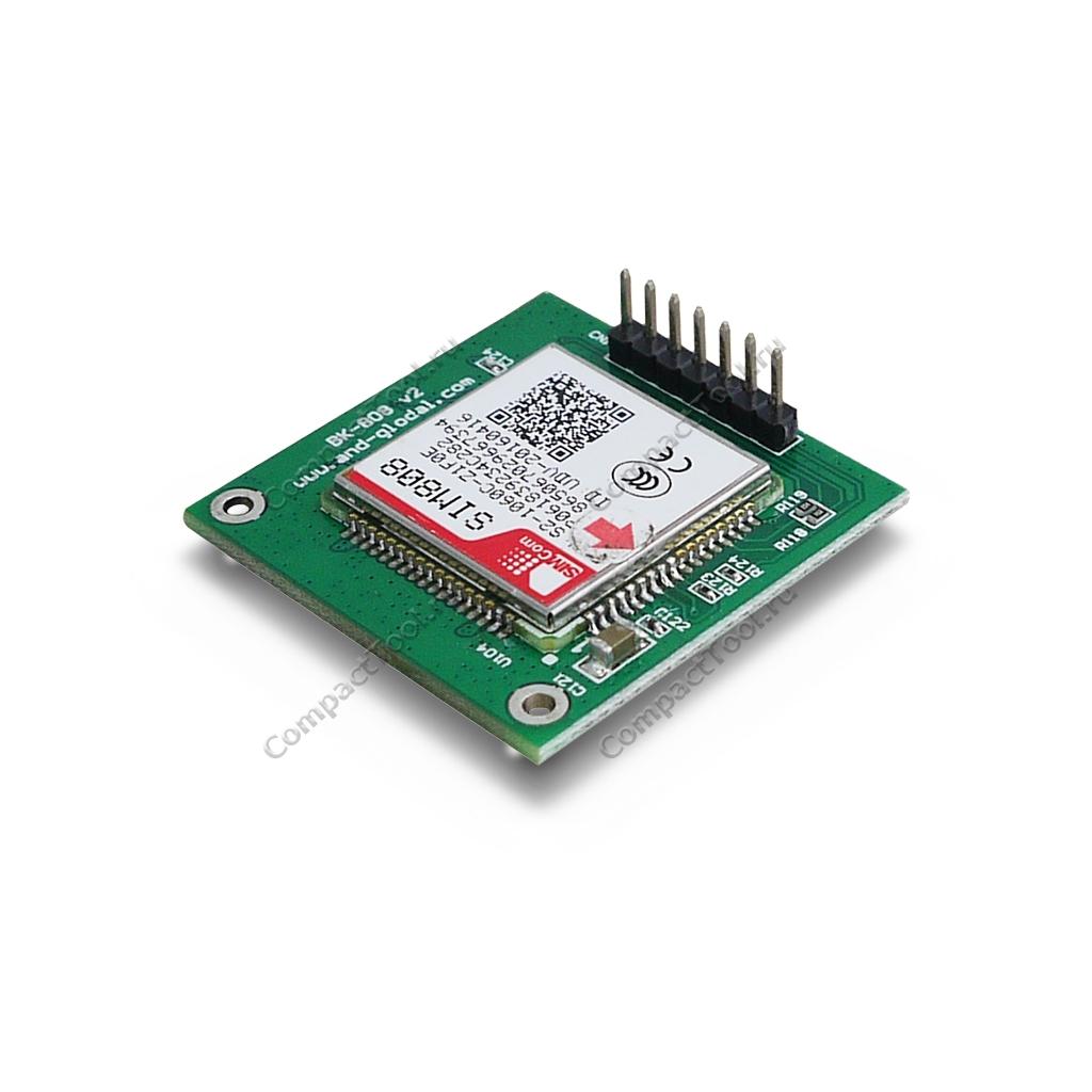 GSM/GPRS/GPS/Bluetooth модуль SIM808