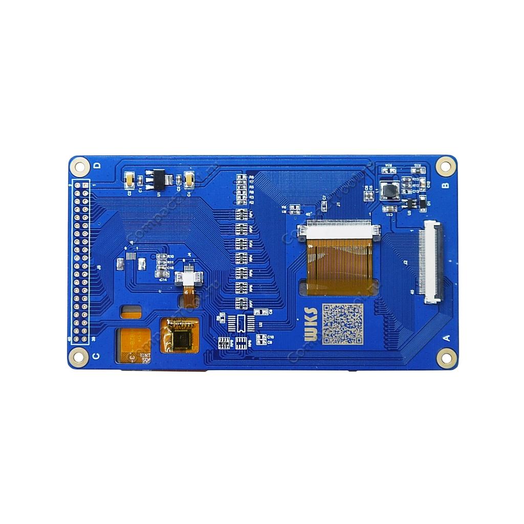 TFT дисплей 4.3 с сенсором