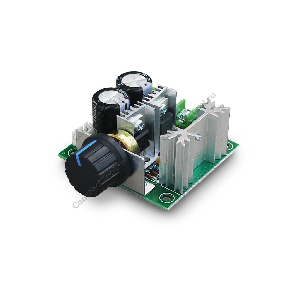 Регулятор оборотов мотора CCMHC ШИМ 12-40В 10А