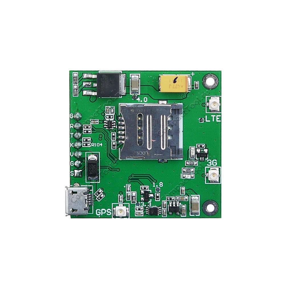 GSM/GPRS модуль с TTL интерфейсом SIM5360E
