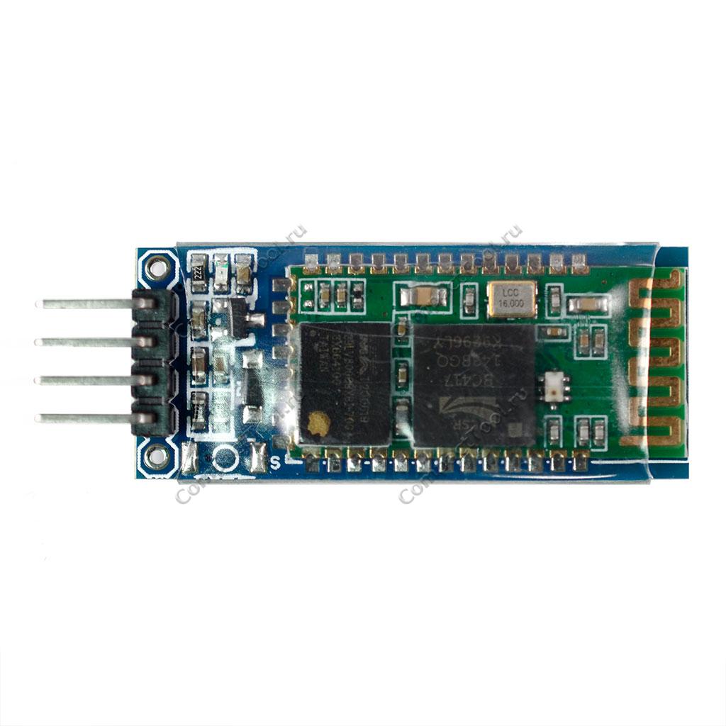 Модуль Bluetooth XS3868 на чипе OVC 3860