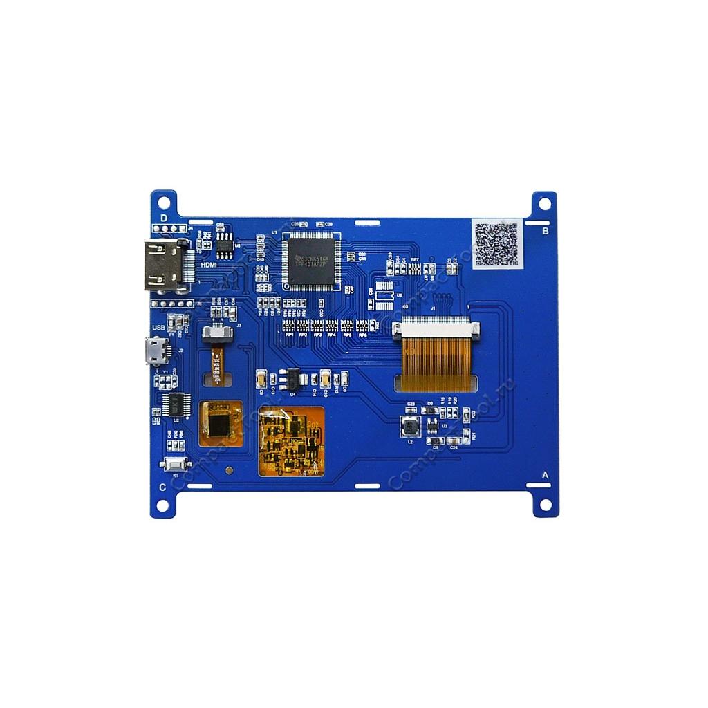 TFT IPS дисплей 5 с сенсором