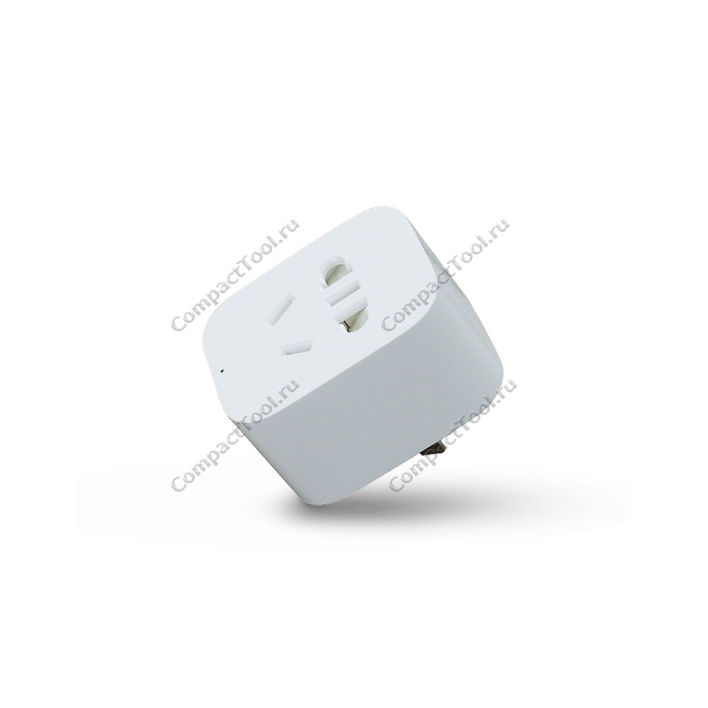 Умная WiFi розетка XIAOMI Mijia Smart Plug Socket white