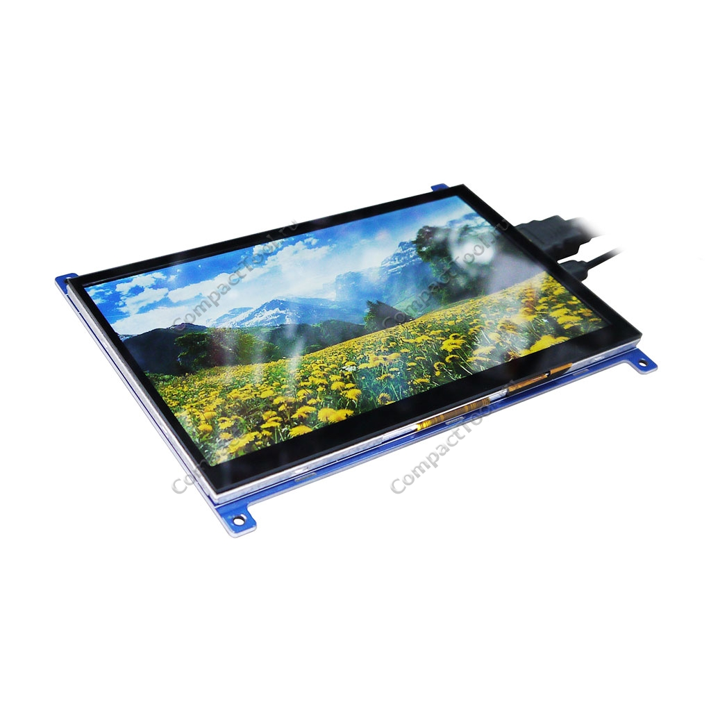 TFT IPS дисплей 7 с сенсором HDMI USB