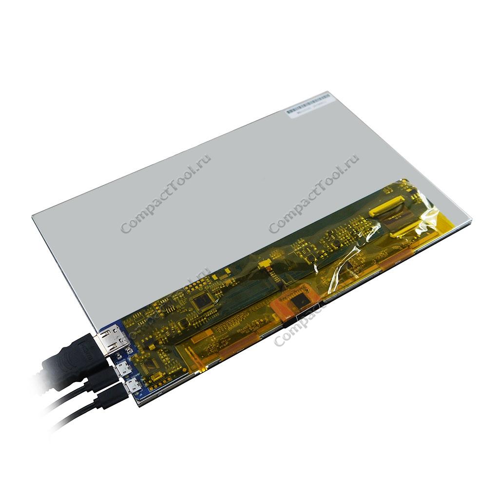 TFT IPS дисплей 10.1 с сенсором HDMI