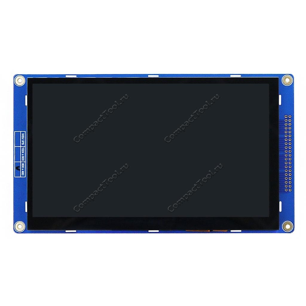 Сенсорный графический экран 7 дюймов TFT LCD 800x480 WKS70WV001-WCT
