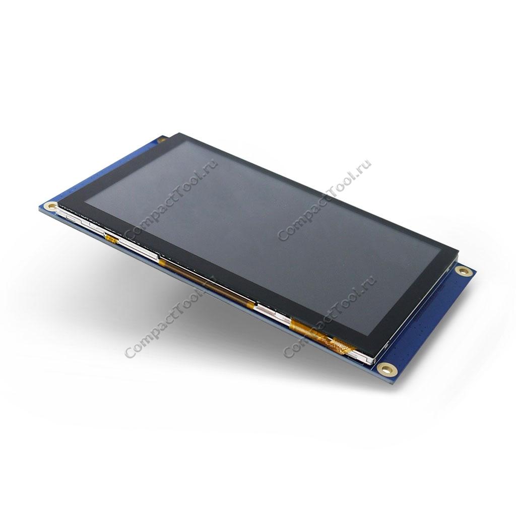 Сенсорный цветной ЖК-экран 5 дюймов TFT LCD 800x400 WKS50WV001-WCT