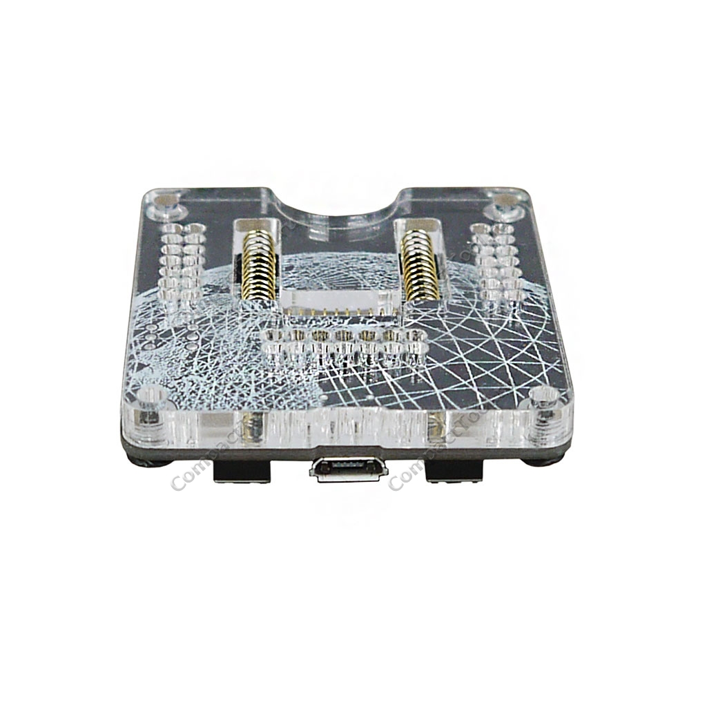 Плата расширения ESP-Downloader для отладки и прошивки модуля ESP-WROOM-32