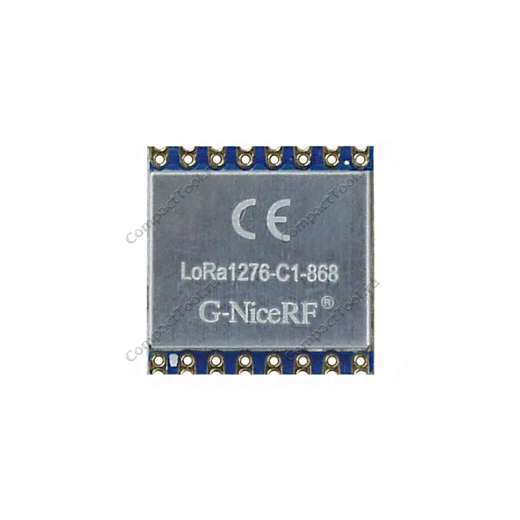 Модуль передачи данных LoRa1276-C1 SX1276 868 МГц LoRa