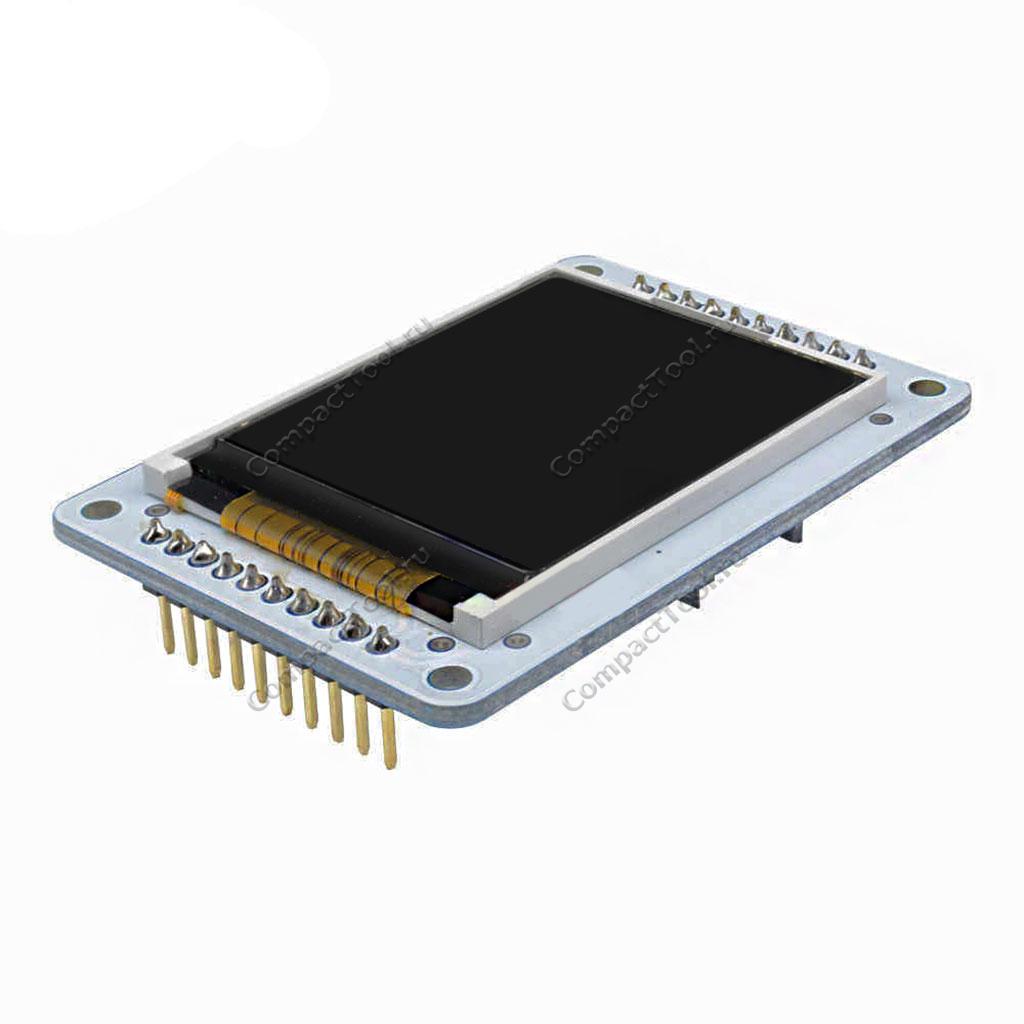 Дисплей 1.8 для Arduino Esplora