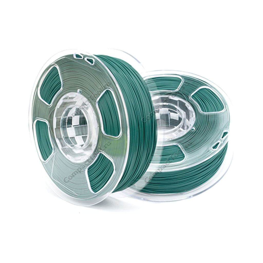 Geek Filament PLA. PIGMENT GREEN / ТЕМНО-ЗЕЛЕНЫЙ / 1.75 мм