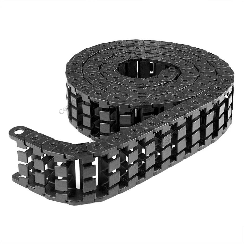 Кабель канал гибкий для 3Д,CNC,ЧПУ обрудования EasyLine MP 10.1 031 RV028 1005мм