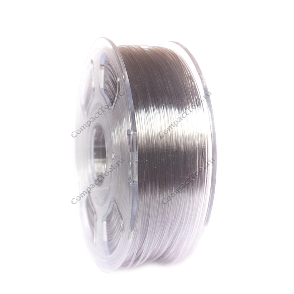 Geek Filament PETG. Natural Transparent / Натуральный / 1.75 мм