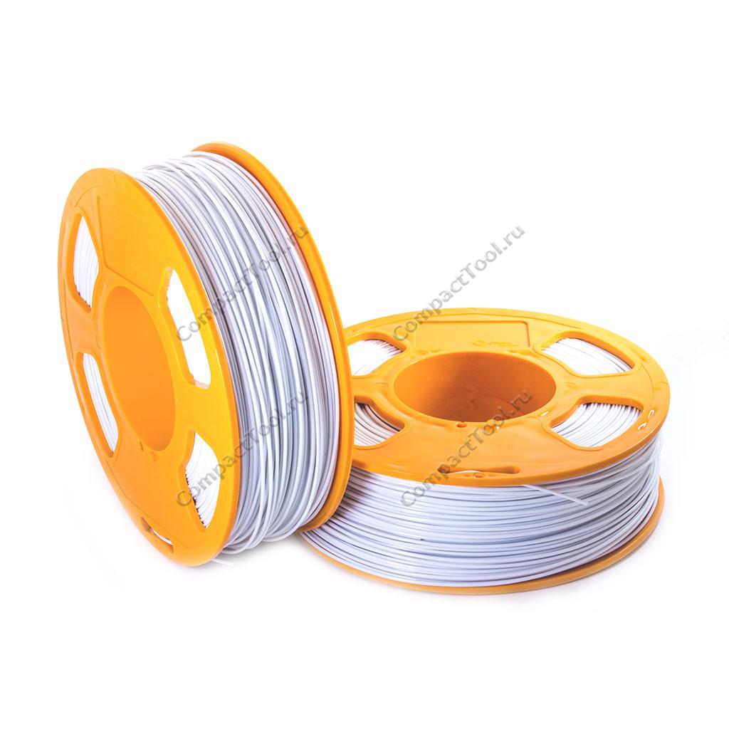 Geek Filament PETG. SNOWFLAKE / БЕЛЫЙ / 1.75 мм