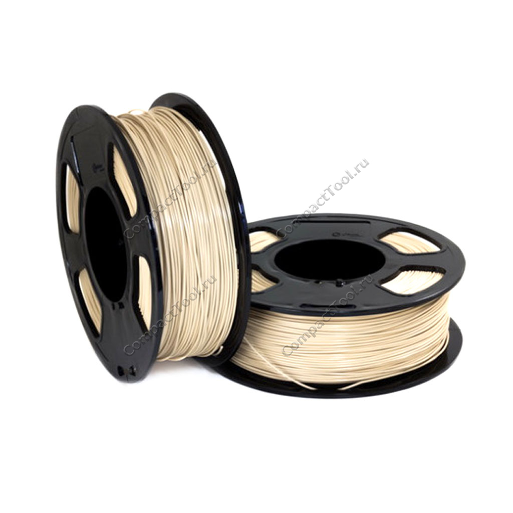 Geek Filament ABS. BEIGE / БЕЖЕВЫЙ / 1.75 мм