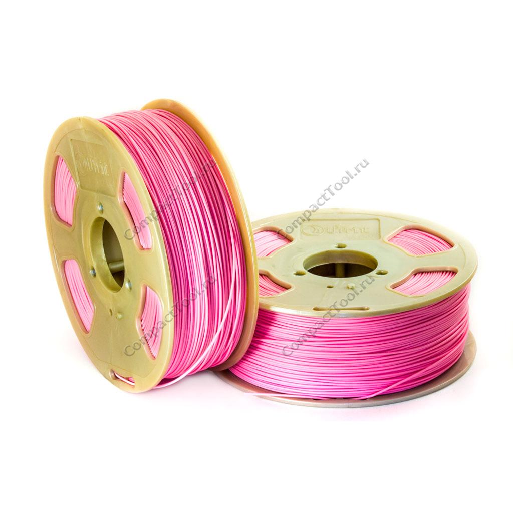 Geek Filament ABS. PINK / РОЗОВЫЙ / 1.75 мм