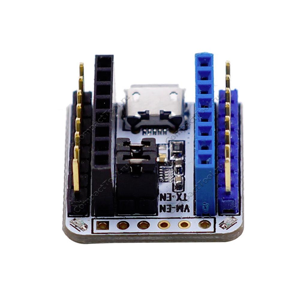 Тестер-программатор драйвера шагового двигателя TMC2208