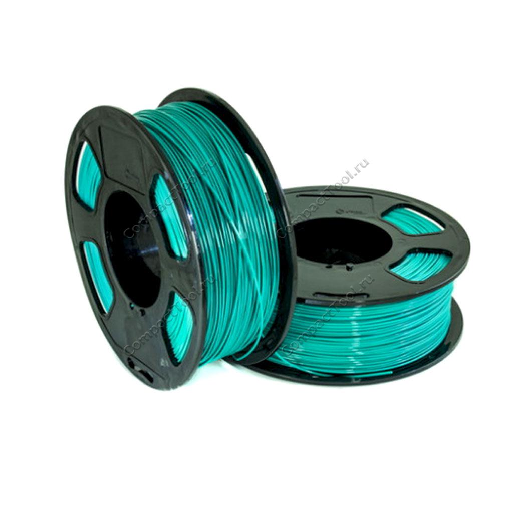 Geek Filament PETG. Sea Wave / Бирюзовый / 1.75мм