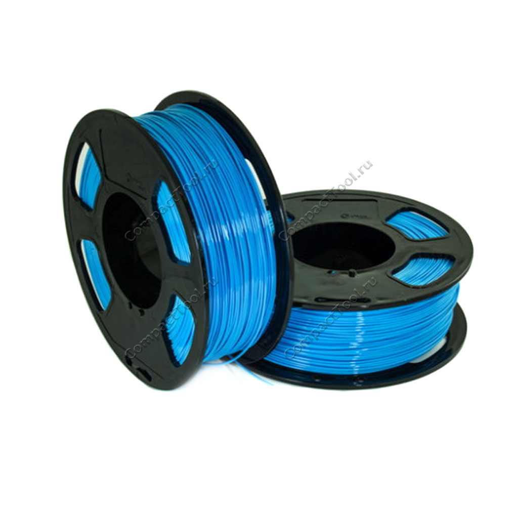 Geek Filament PETG JUNIOR. BLUE MOON /ГОЛУБОЙ / 1.75 мм