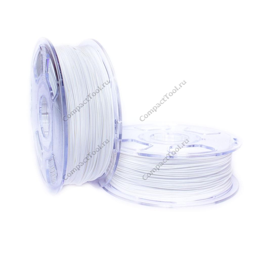 Geek Filament ABS. SNOWFLAKE / БЕЛЫЙ / 1.75 мм