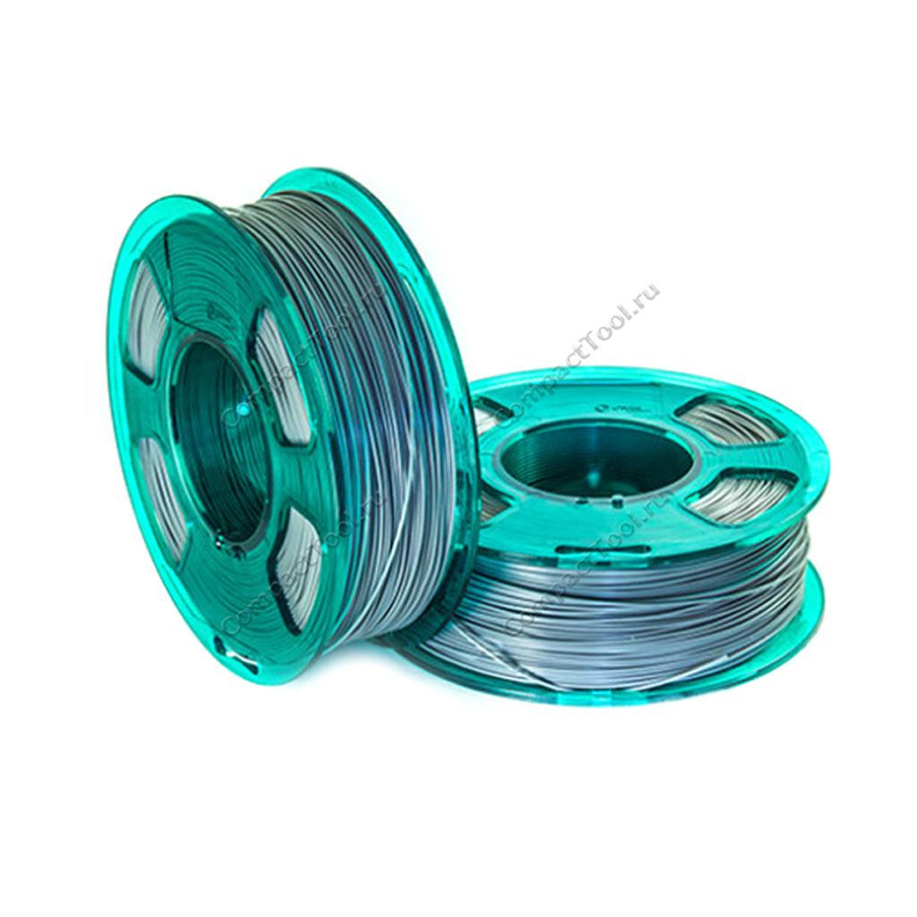 Geek Filament ABS. ASH / СЕРЫЙ / 1.75 мм
