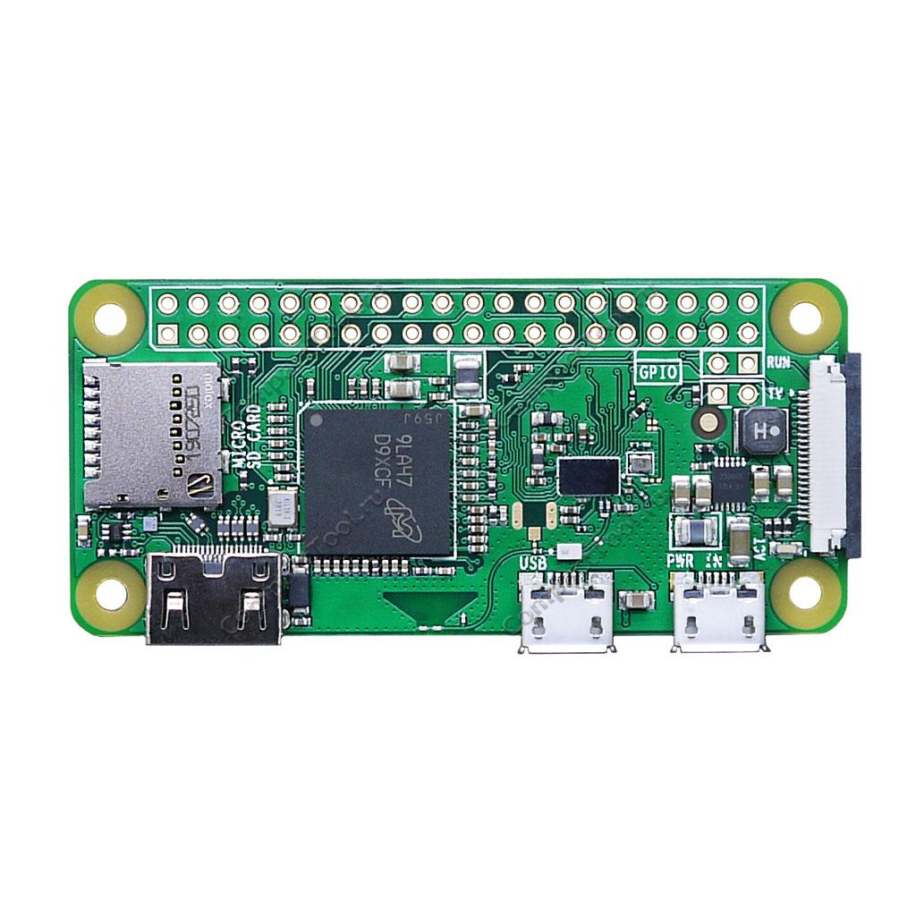 Raspberry Pi Zero W Микрокомпьютер