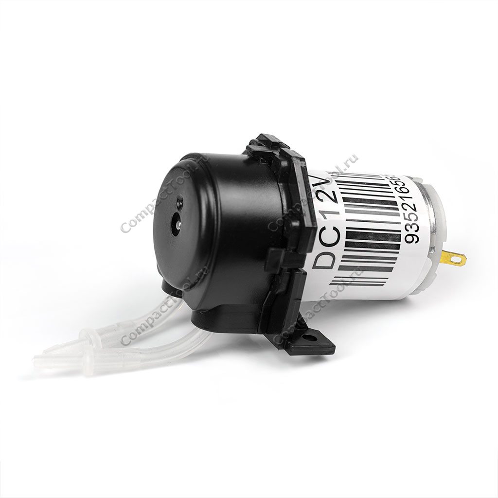 Насос дозированной перекачки воды и вязкой жидкости NKP-DC-S10G, 12B