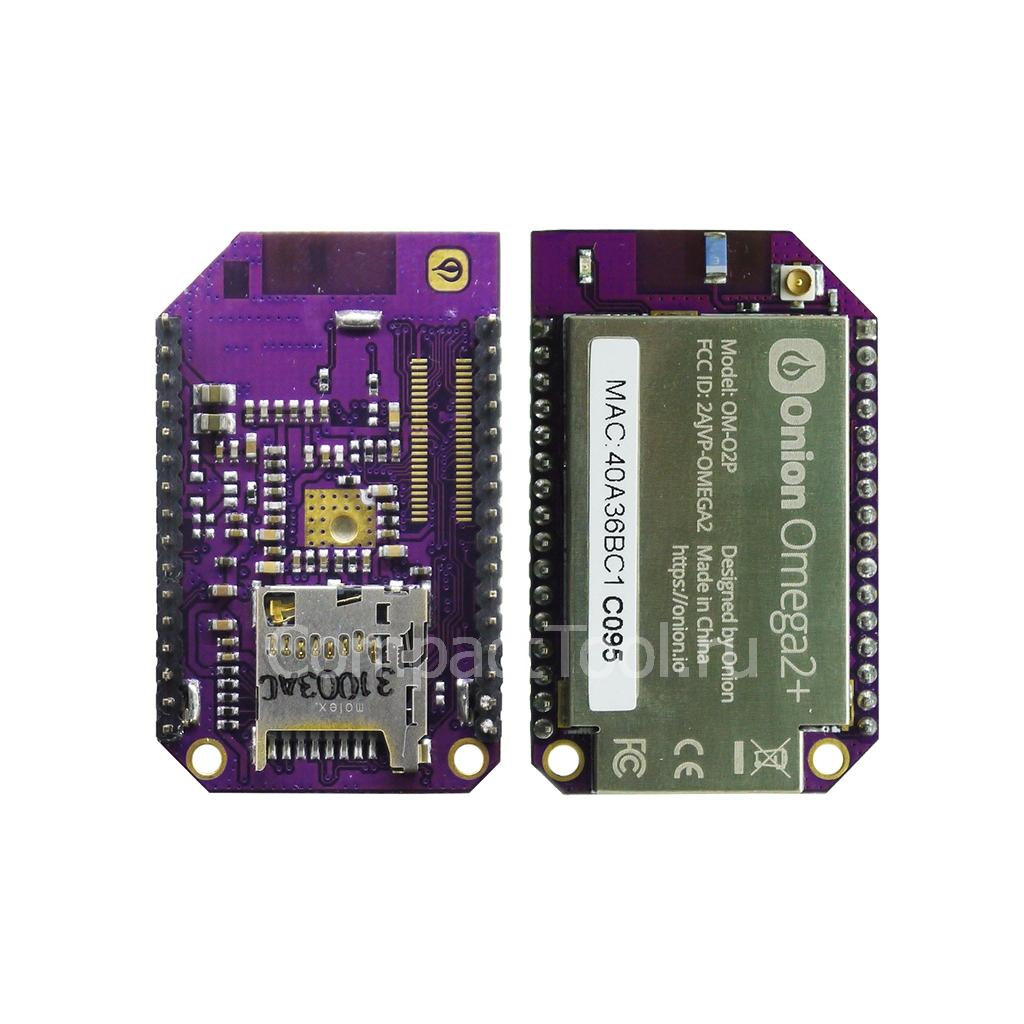 Микрокомпьютер Onion Omega2+