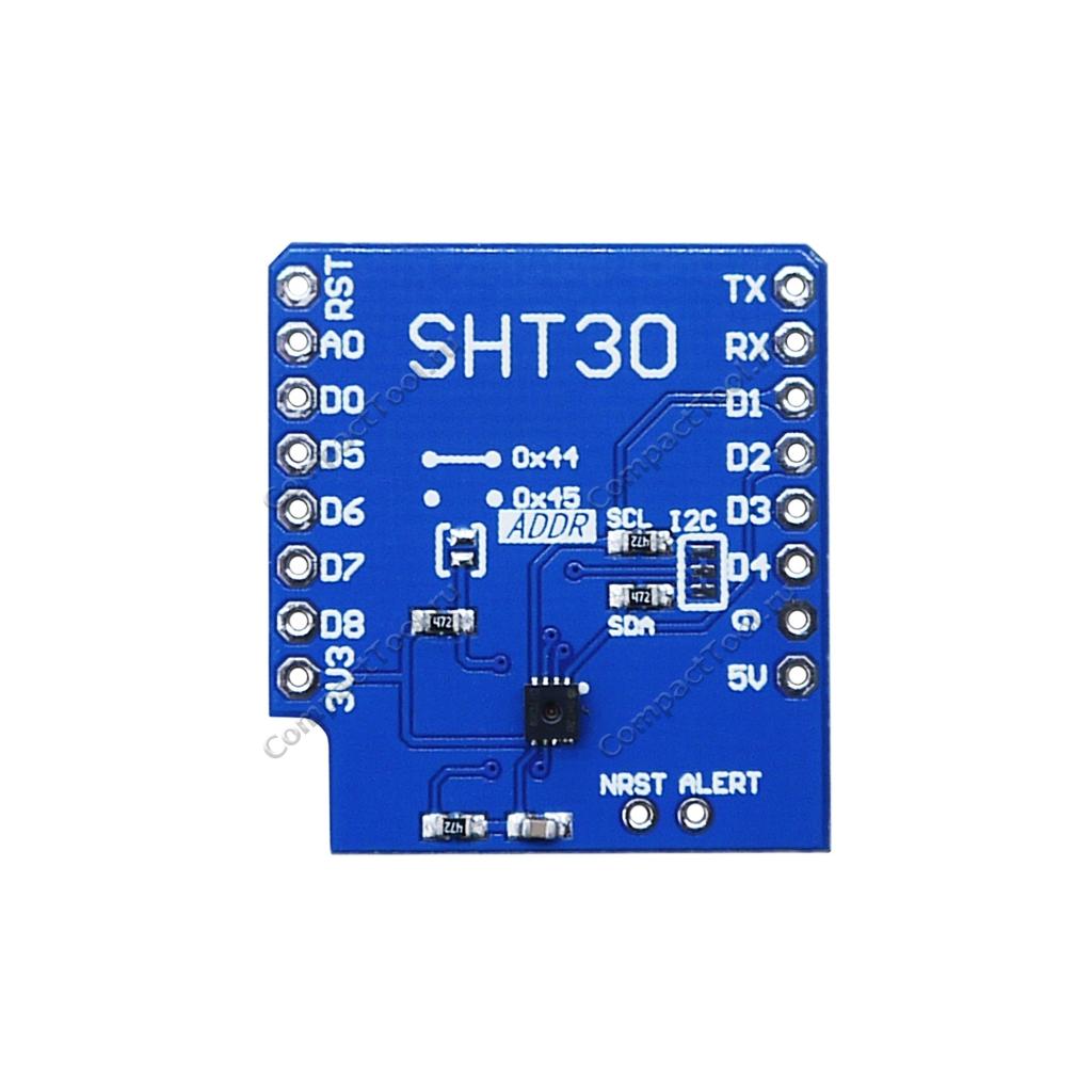 WeMos D1 Mini Датчик температуры и влажности SHT30 цифровой