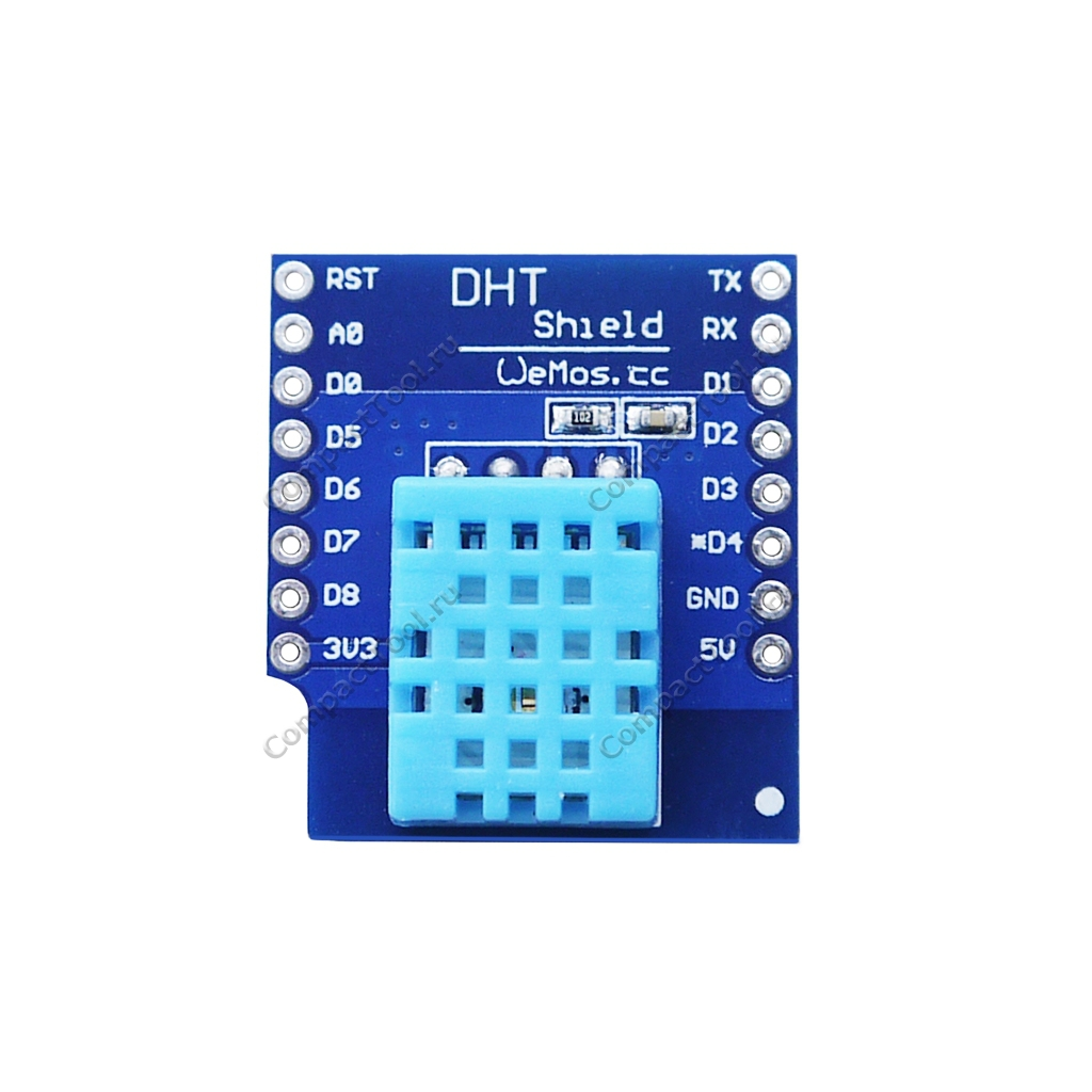 WeMos D1 Mini Датчик температуры и влажности DHT11 цифровой
