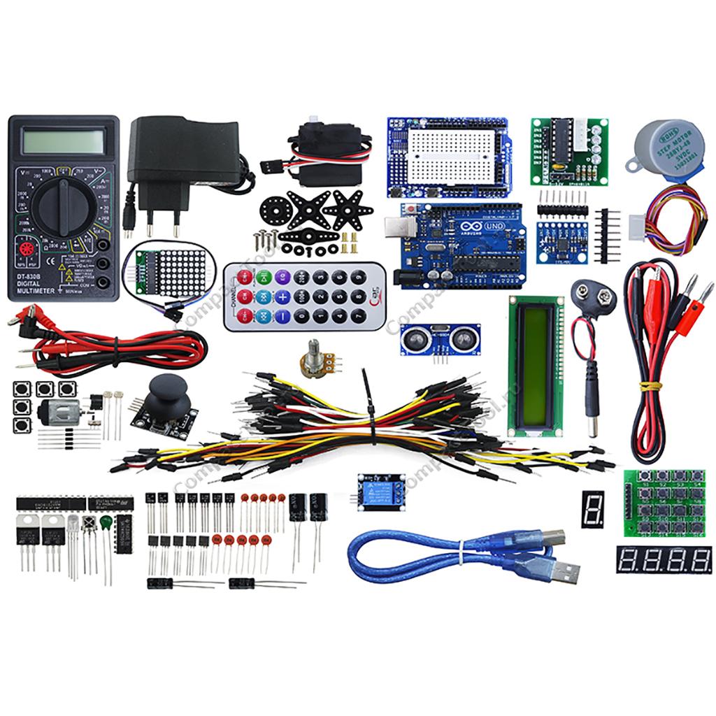 Электронный конструктор ARDUINO стартовый набор разработчика