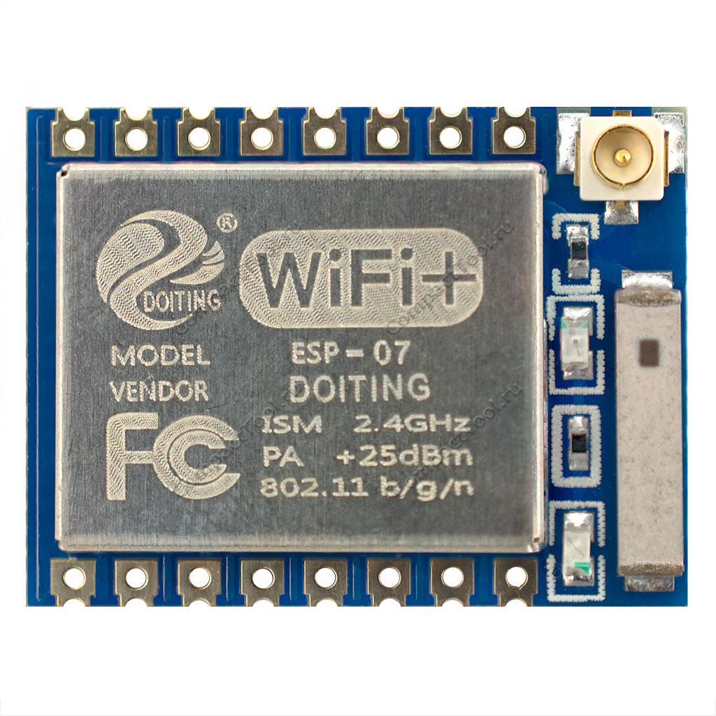 WiFi ESP-07 чип ESP8266