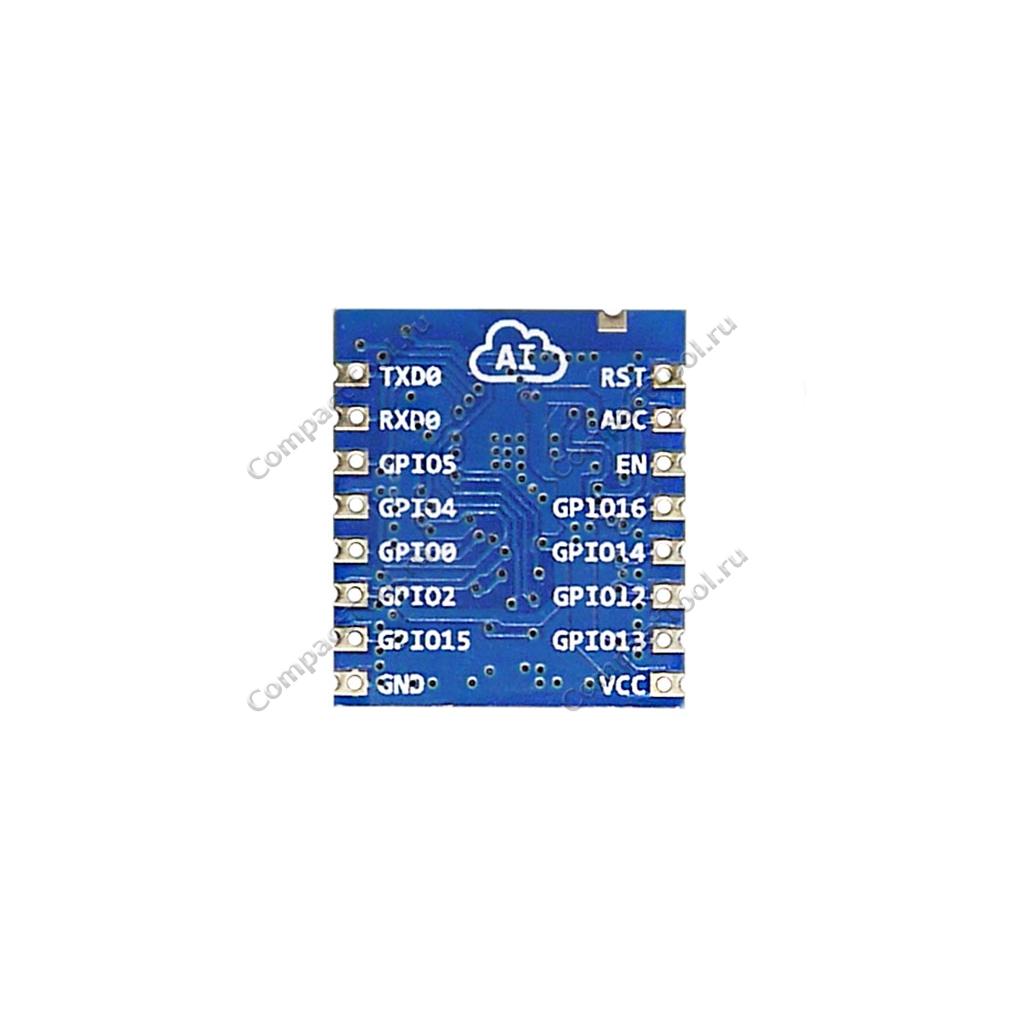 WiFi ESP-08 чип ESP8266
