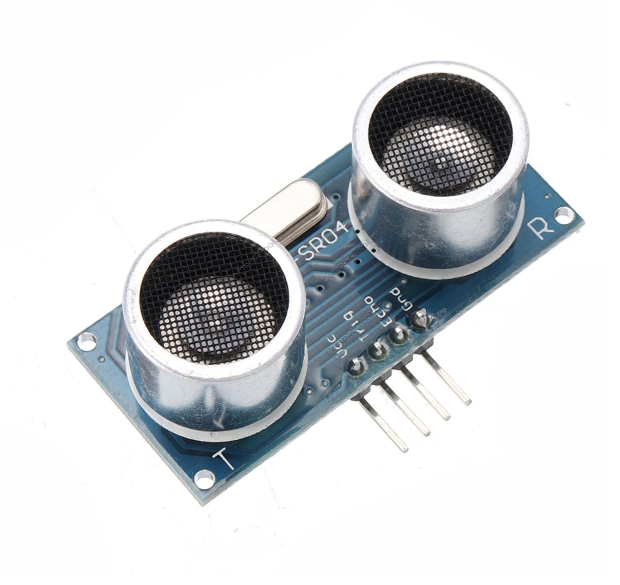 HC-SR04 ультразвуковой датчик расстояния
