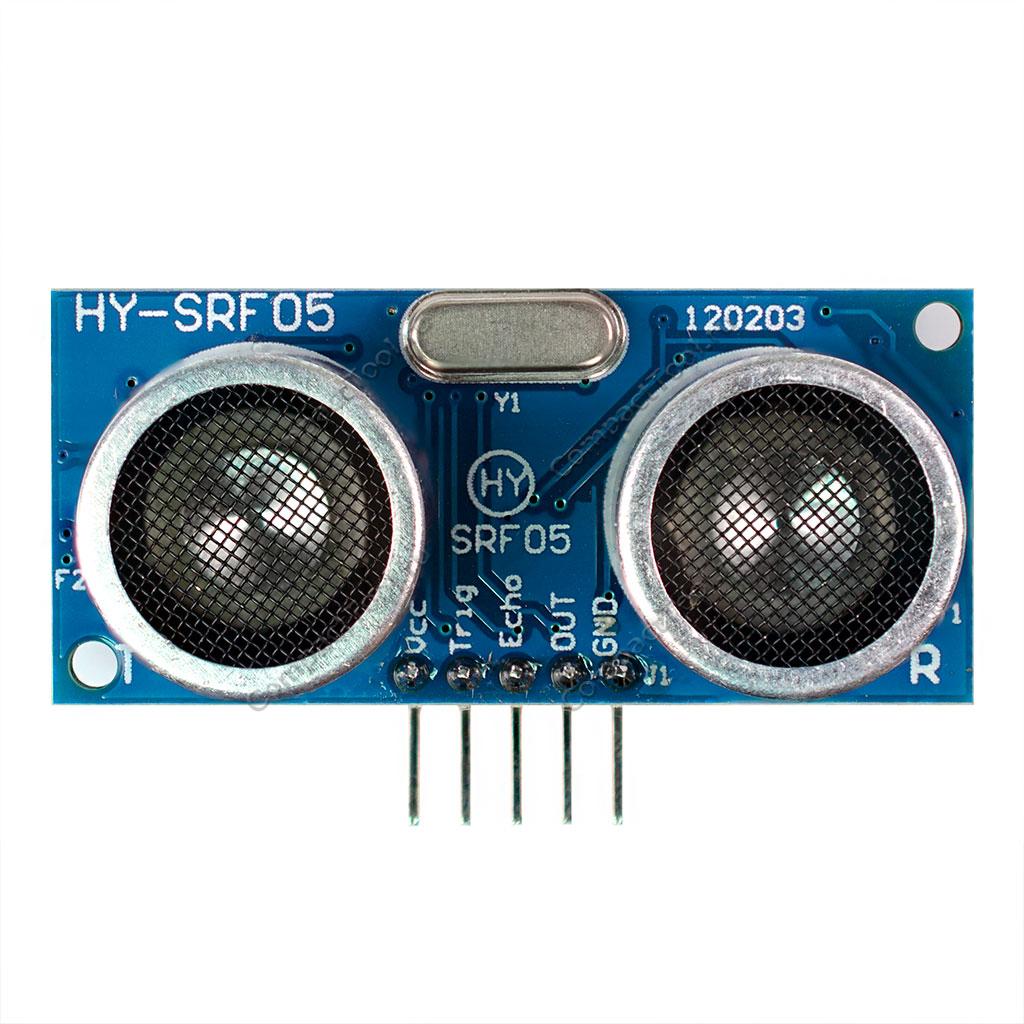 HY-SRF05 ультразвуковой датчик расстояния