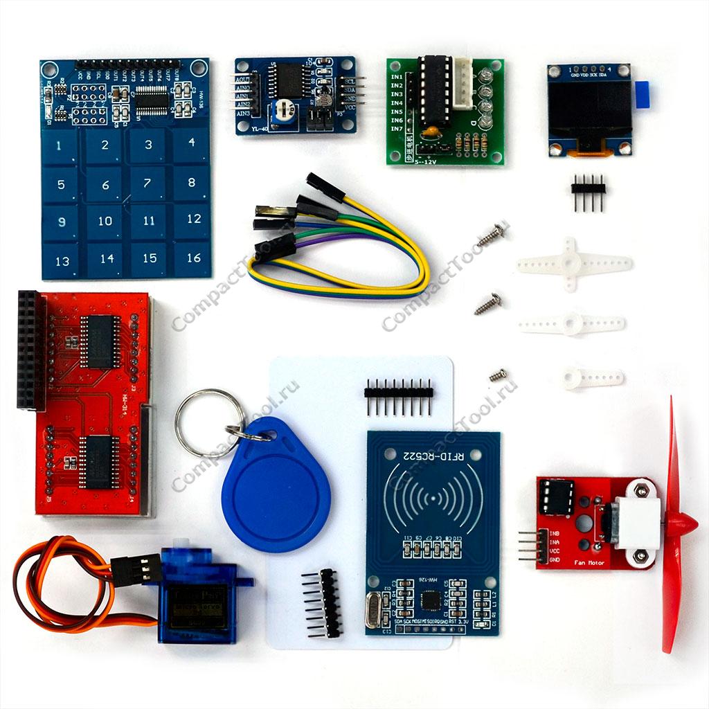 Набор разработчика для Raspberry PI.