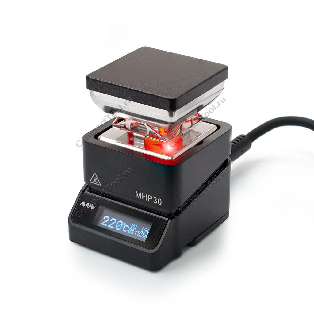 MINIWARE MHP30 подогреватель печатных плат с блоком питания PD